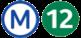 métro12