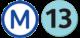 métro13